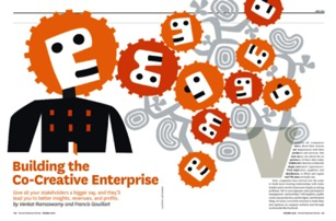 Building the Co-Creative Enterprise-Harvard Business Review